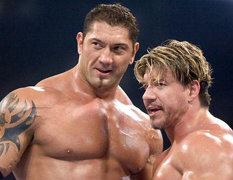 Eddie y Batista