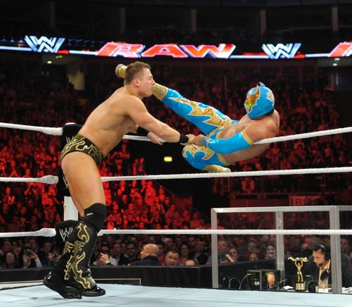 Vs. The Miz