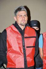 Omar Ortiz, presentado por las autoridades