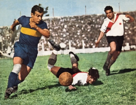 Francisco Varallo, legendario delantero de Boca