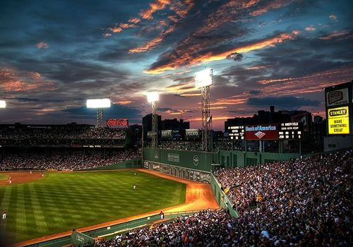 Fenway Park THEATLANTICCITIES