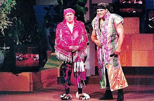 Konnan y Stanley