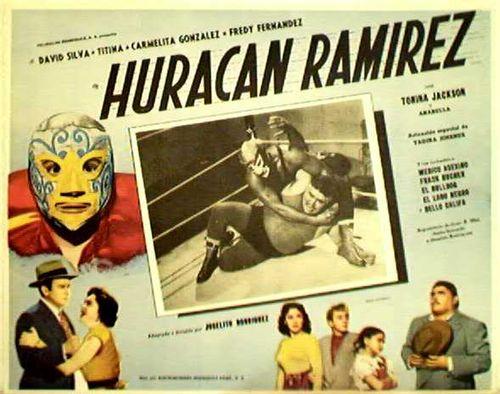 CARTEL HURACAN RAMIREZ