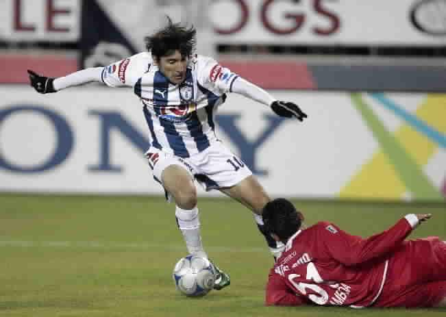 Benítez marcó para el Pachuca en el triunfo sobre Toluca en el InterLiga