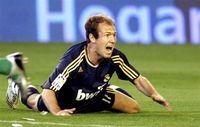Robben, en el Madrid