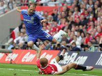 Robben, en Chelsea