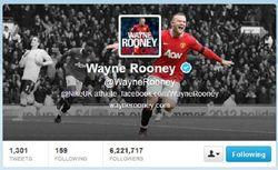 El Twitter de Rooney