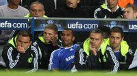 7 Mourinho, en su último juego con el Chelsea