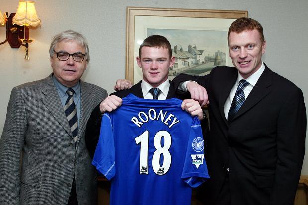La presentación de Rooney