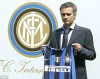 8 Mourinho, presentación Inter