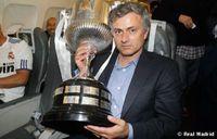 A su primer título con el Real Madrid, lo acompañaron algunas canas