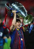 El Barcelona ganó su cuarta Orejona en Wembley de la mano de Messi