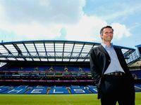 Mourinho, en su presentación con el Chelsea