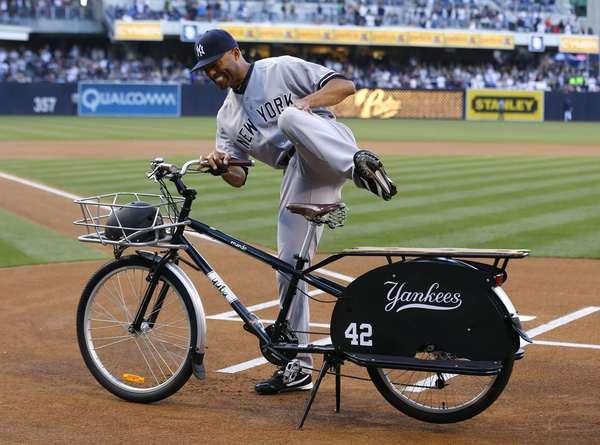 Padres bike
