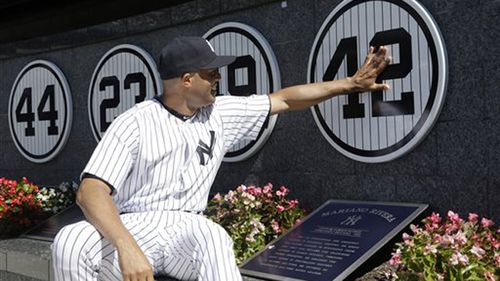 Yankees number